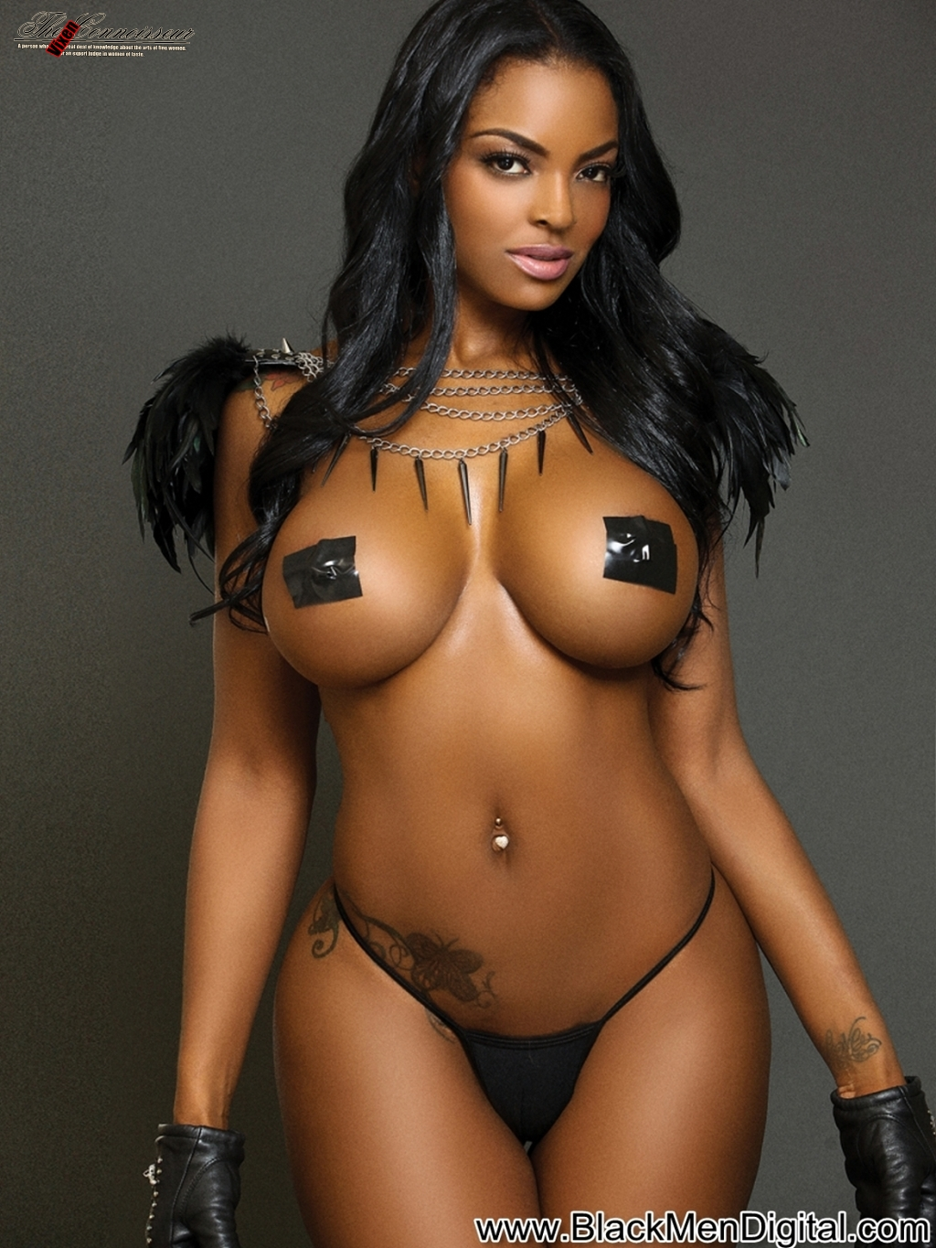 Pictures of ebony tits